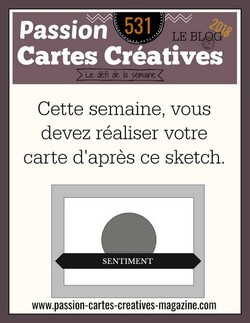 Passion Cartes Créatives#531 !