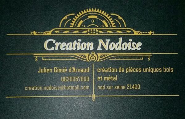 Dernières créations Nodoises