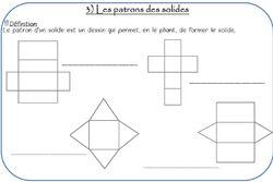 Séquence 1: les solides