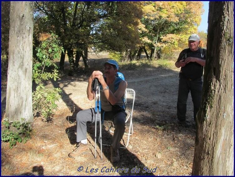 Le col de Bertagne, la balade des AH du 15 octobre 2017