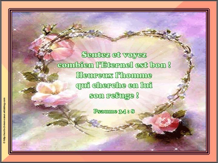 Ronde Versets du coeur 210
