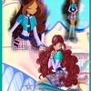 Layla fairy school comparée