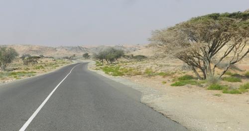 Oman De Ras el Hadd à Mahoot...