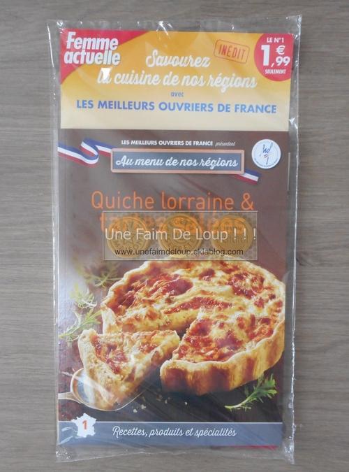 """Collection """" Au menu de nos régions """" - Février 2015"""