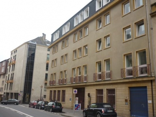 Hôtel de Perpignan en 1959 (9 octobre 2010)