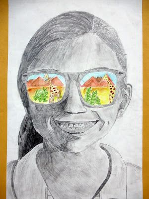 The Calvert Canvas: Adventures in Middle School Art!:
