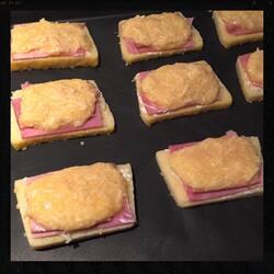 Croc polenta ou la gourmandise sans gluten
