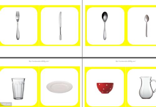 Images classifiées : la cuisine