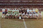 Cherfaoui MCA  avec l'EN Espoir 1984 en Malaisie