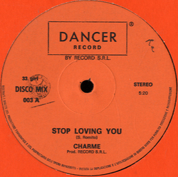 Charme - Stop Loving You