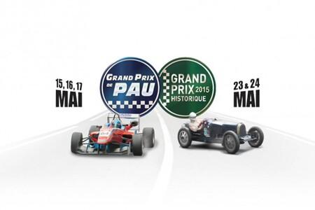 """De jolies """"vieilles"""" au Grand Prix historique de PAU (24/05/2015)"""