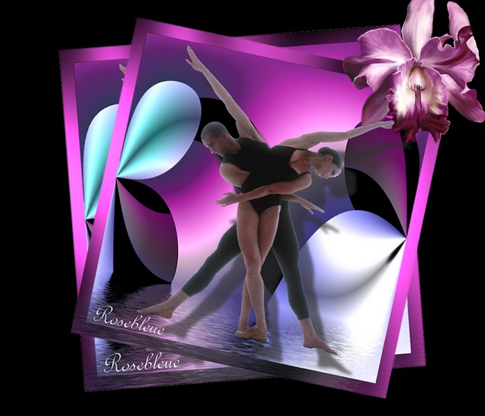 La danse ..