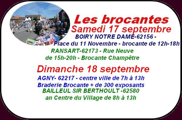 Expos, bien-être, brocantes, patrimoine, ce sont les loisirs à Arras et ses environs ce week-end