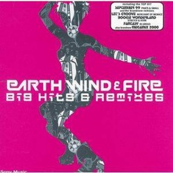 Earth Wind & Fire - Big Hits & Remixes - Complete CD