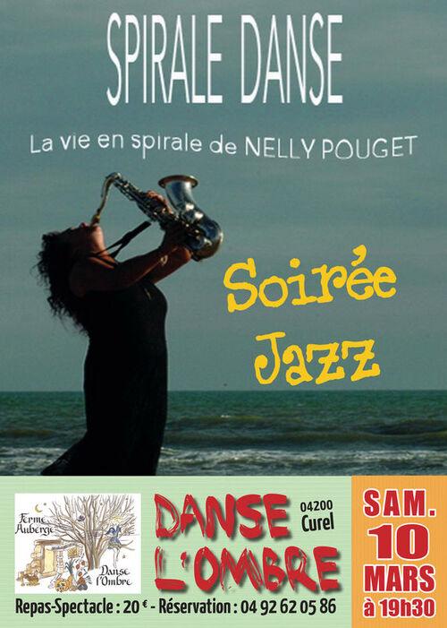 *jazz le 10 mars 2018 à Danse l'Ombre