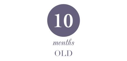 Mon bébé a 10 mois... Que de changements pour la Boulette !