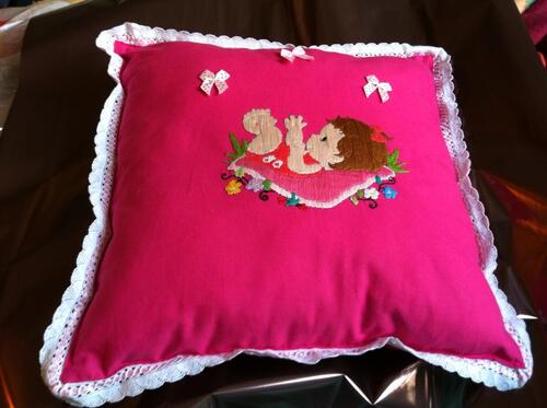 coussin girl 2