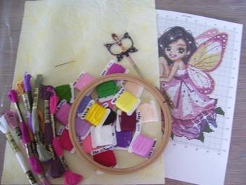 Doll rosalita mon matériel