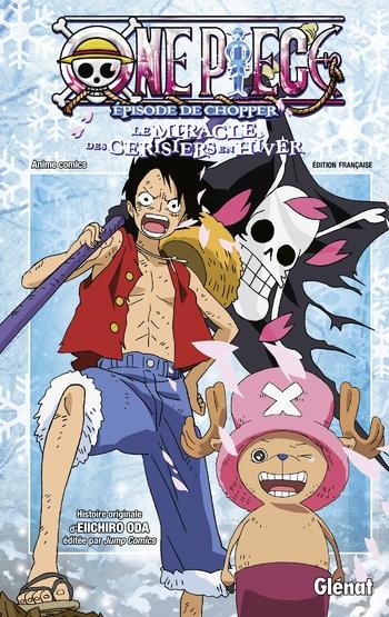 One Piece - Le miracle des cerisiers en hiver - Eiichiro Oda