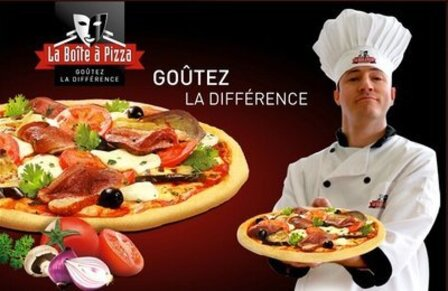Menu en P... Pizza