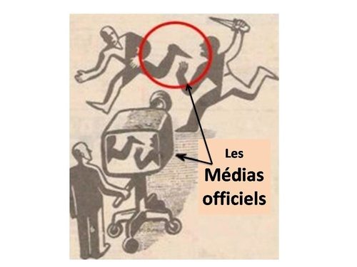 Syrie : quand les médias français font l'apologie du terrorisme