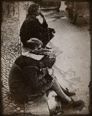 atrocités dans Berlin en 1945