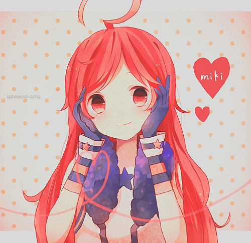 Image de anime and vocaloid