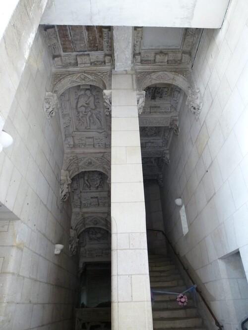 Le château de François Ier tombe en ruine