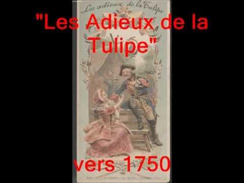 """Résultat de recherche d'images pour """"Les adieux de la tulipe 1750"""""""
