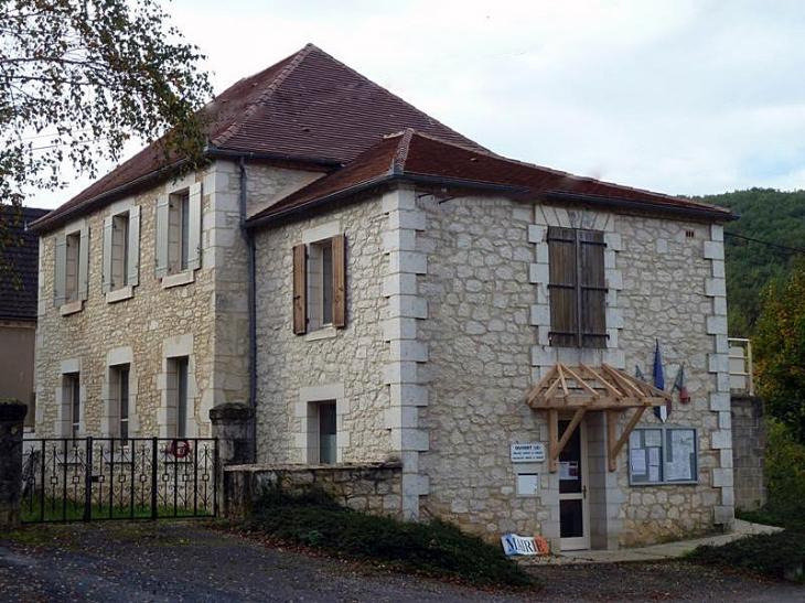La mairie - Orliaguet