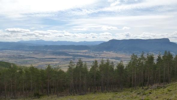(E) De Castiello de Jaca (770 m) à Alvarin (1555 m)