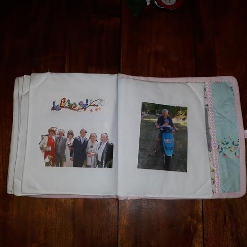 livre doudou bébé et sa famille