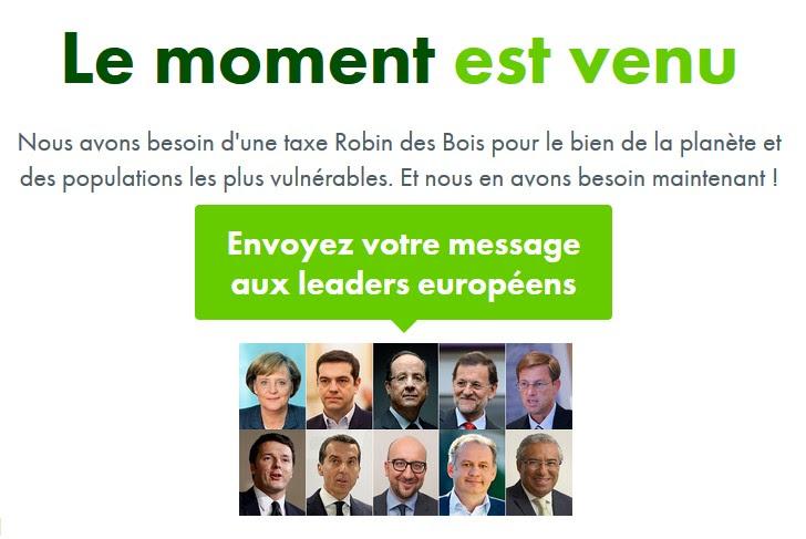 Oxfam France mobilisée pour la justice climatique