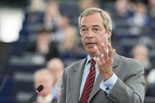 Farage met le parlement KO: L'armée du peuple l'emportera sur cette Union Européenne anti-démocratique