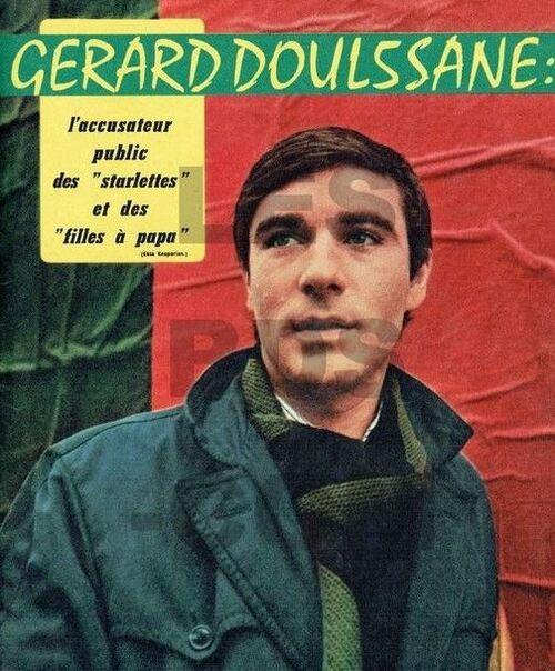 Pleins   feux  sur  :  Gérard   Doulssane