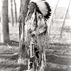 Crow Chief Plenty Coups. Early 1900s. Richard Throssel Collection, American Heritage Center,.