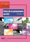 Faire de la Grammaire en CE1-CE2
