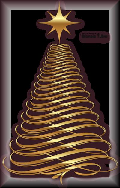 Tube Noel vectoriel 2851