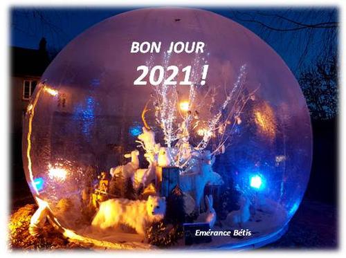 Bon Jour 2021 !