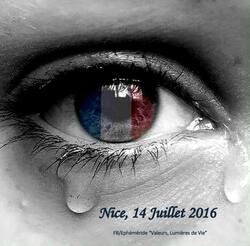 Nice : un attentat le jour même de la Fête nationale ...