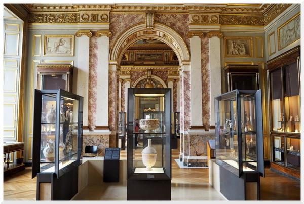Musée du Louvre. Paris