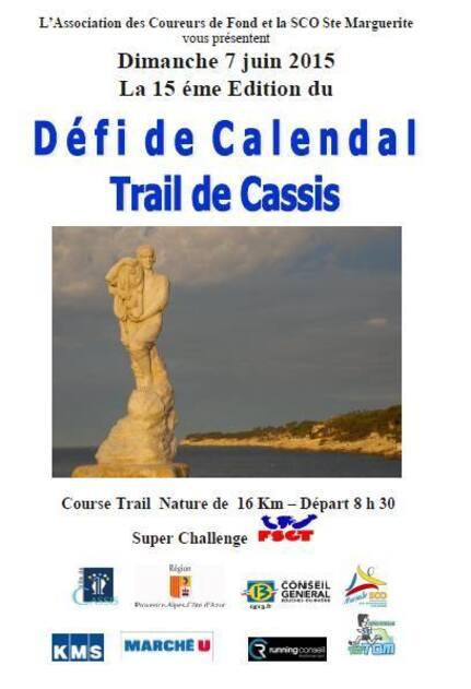 - Défi Calendal Cassis le 07/06/2015
