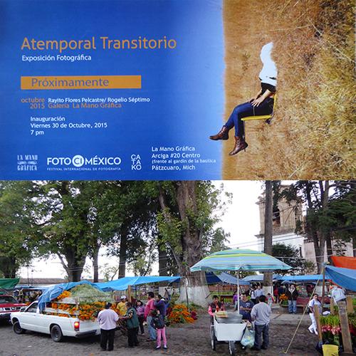 ATEMPORAL TRANSITORIO, Y QUE VOLVA CHAVELA VARGAS - 1