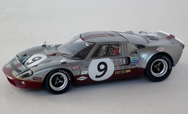 Le Mans 1969 Abandons II