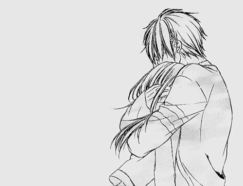 Tumblr couple manga - Dessin manga couple ...