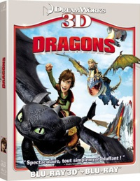 [Blu-ray 3D] Dragons (How to Train Your Dragon)
