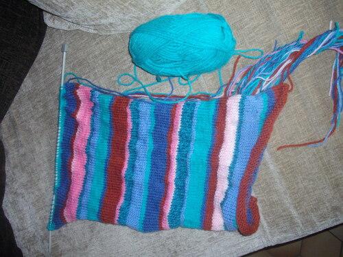 Une jolie écharpe