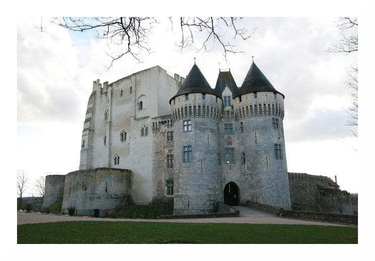 Château Saint-Jean - Nogent-le-Rotrou