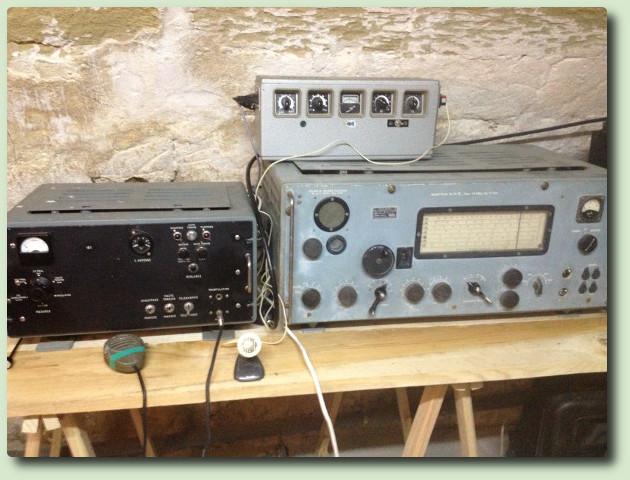 Emetteur AME 1F-20 type 5720 Par Anthony F4AJU