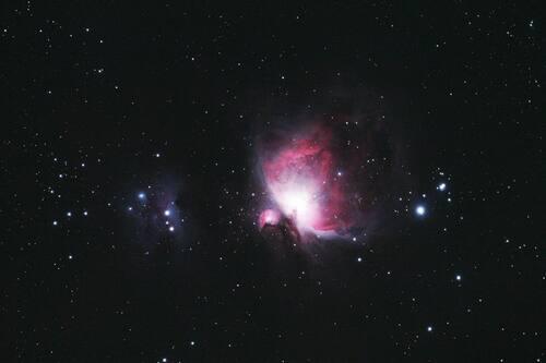 M42, 2013-10-29 depuis Médonville (88) Philippe LECA